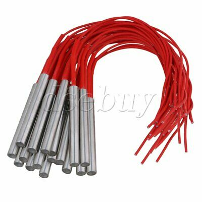 20 PCS 9.5X80mm AC110V 300W Cartridge Mold Heating element heater Tube
