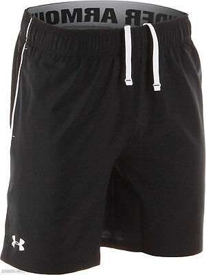 "Under Armour Mens Heatgear Mirage 8"" Gym Shorts - New Ua Training 1240128-001"