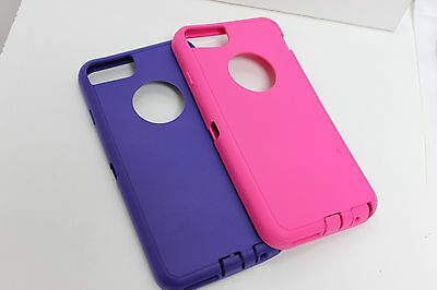 2 Silicone Rubber Outer Skin For Otterbox Defender Series Case For iPhone 6 Plus