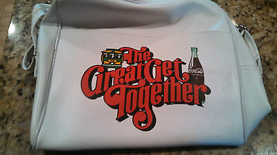 Coca Cola The Great Get Together Tote Bag
