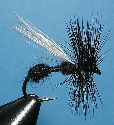 Dry fly pack - 48 dry flies - great selection
