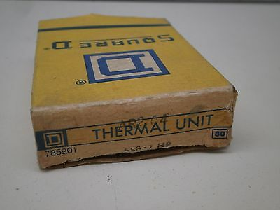 Square D AR2.04 Overload Relay Thermal Element Unit