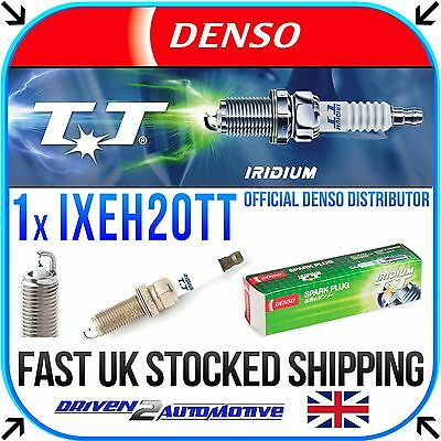 1x DENSO IXEH20TT IRIDIUM TT SPARK PLUG FOR CITROEN/PEUGEOT REPLACES P/N 596056