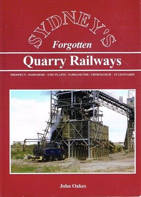 Sydney's  Forgotten Quarry Railways