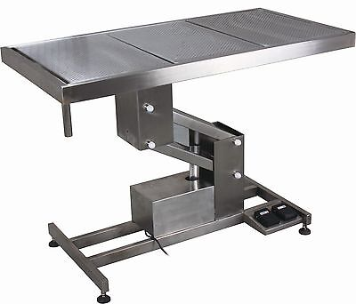 FT-854 Stainless Steel Electric Lift Veterinary Operating Surgical Table