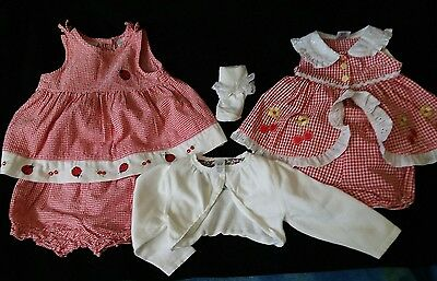 Baby Girl Clothing, 6-9 mos, 9+ Piece Lot