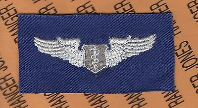 USAF AIR FORCE Flight Surgeon 3.5 inch patch wing