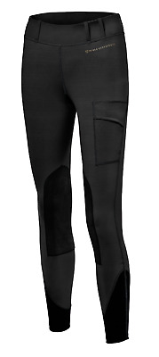 Noble Outfitters Womens Balance Riding Tights - Black