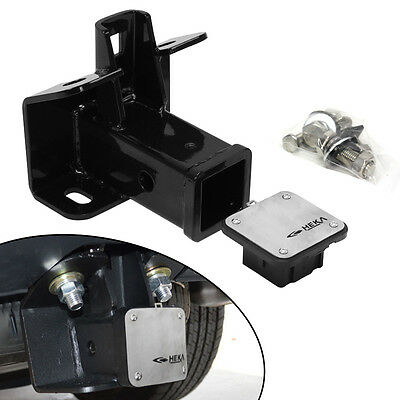 """2"""" Class 3 Towing Trailer Receiver Hitch Cover Fits Land Rover Discovery LR3 LR4"""