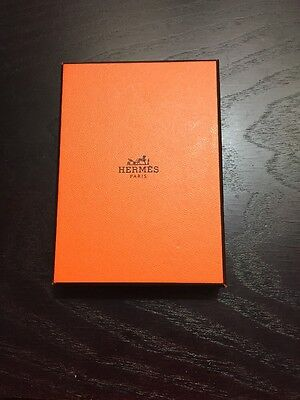 Brand New Hermes MC2 Epsom Calfskin card holder Black