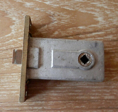 choice size closet door mortise lock. vintage, antique, architectural, salvage,