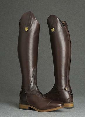 Mountain Horse Opus High Rider - Long Riding Boots - Brown