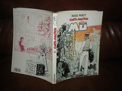 Corto Maltese - Mu - Reedition Brochee - Hugo Pratt
