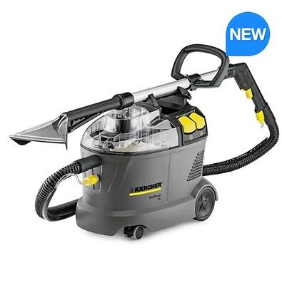 Karcher Carpet Cleaner Pro Puzzi 400 Corded 240-220V Spray Extraction