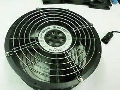 Comair Rotron Caravel CL2T2 115 VAC Thermal Fan