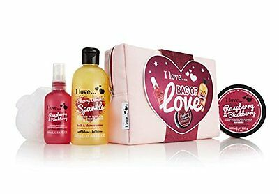 I Love… Bag Of Love Gift Set