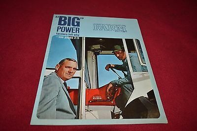 International Harvester Farm Magazine Fall 1967 Dealers Brochure YABE12