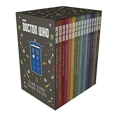 Doctor Who: Time Lord Fairy Tales Slipcase (Hardcover)