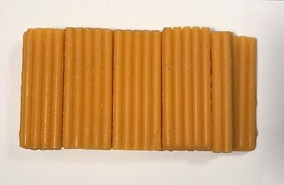 Dental Sticky Wax Crown And Bridge 7oz. Yellow Bars