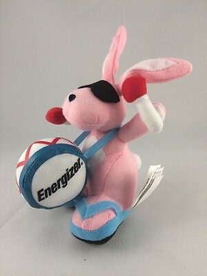 "7"" Small Pink Energizer Bunny Rabbit Plush"