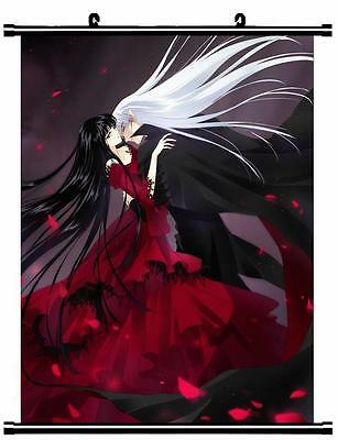 Japanese Anime InuYasha Roles Home Decor Poster Wall Scroll 60*80cm