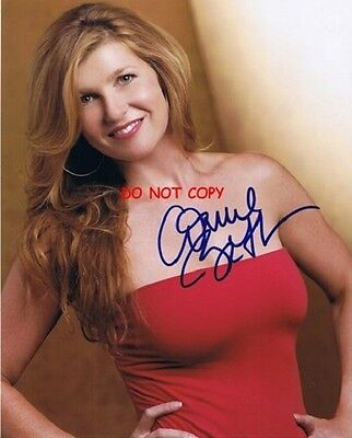 Connie Britton - Hand Signed Photo With Coa Nashville American Horror Story 8X10