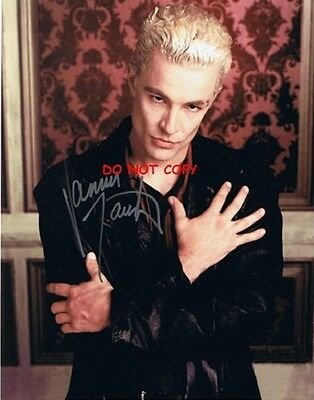 James Masters - Buffy - Hand Signed Photo With Coa - Autographed 8X10 Photo
