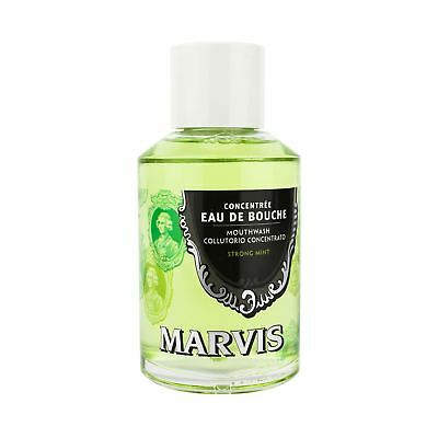 Marvis Strong Mint Concentrated Mouthwash 120ml
