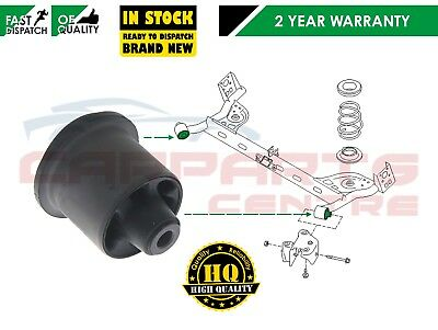 For Nissan Micra K12 2002> Rear Suspension Axle Subframe Trailing Arm Bush