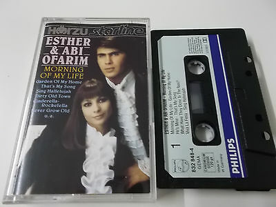 37601 - Esther & Abi Ofarim - Morning Of My Life - Musikkassette (Audio Tape)