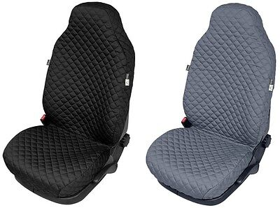 COMFORT Multi Fit Car Seat Cover Cushion SAFE Soft Breathable Front Single