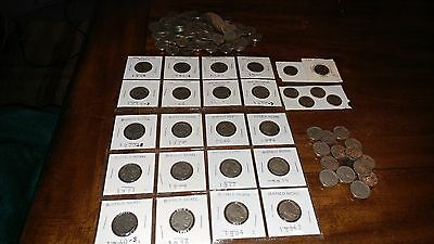 ESTATE Coins US Buffalo Old Jefferson NICKELS 1900 Liberty V NR