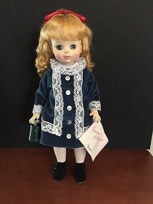 "Madame Alexander Renoir 14"" Doll With Watering Can"
