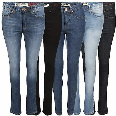 Mens Boys Super Slim Fit Stretch Skinny Denim Jeans Bottoms Used distressed Size