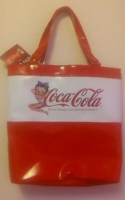 Coca Cola Tote Bag 2004 With Tags