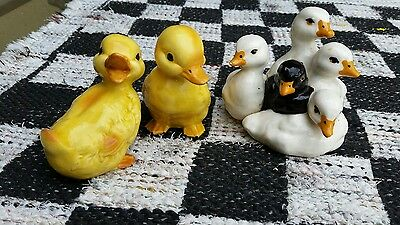 Cute duck collectibles / lefton figurines / duckling