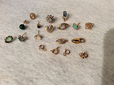 14k Gold Scrap Lot 7 Grams Not Scrap
