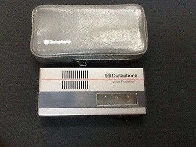 Dictaphone Voice Processor Micro Cassette Model 1253