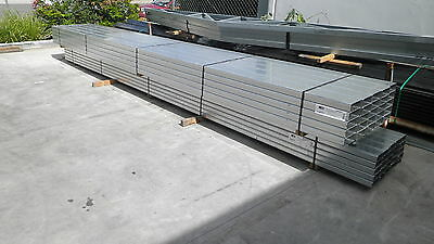 """Purlins """"c"""" 150, 6.1 Mtr Lengths (New)"""