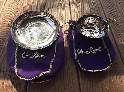 Vintage Silver Plated Bowl & Plate - Oneida Silversmiths, Paul Revere Repr