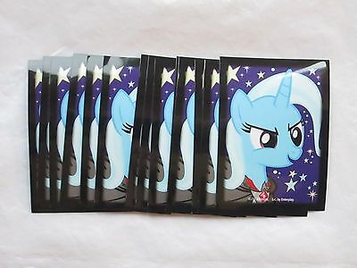 Ultra Pro - My Little Pony Deck Protector Sleeves - Trixie 15ct
