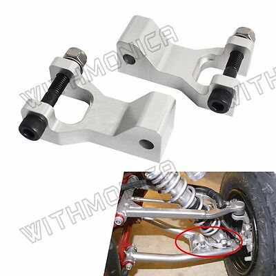 Front Lowering Kit Aluminum for Honda TRX400EX TRX450R