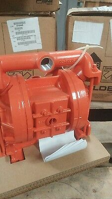 NEW Wilden T2/AAAAB/BBS/BA Diaphragm Pump aluminum 1""