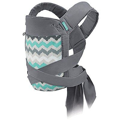 Infantino Sash Wrap and Tie Baby Carrier Multiple Position NEW