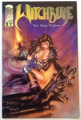 Witchblade #1 NM 9.4 Image 1995 First Issue Michael Turner Art!