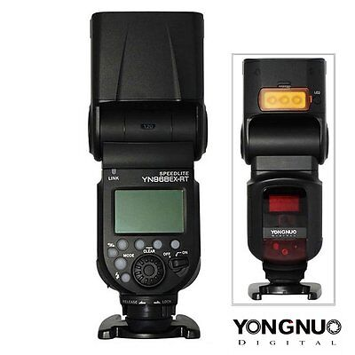 Yongnuo YN-968EX-RT Wireless Flash Speedlite For E3-RT YN600EX-RT Canon UK