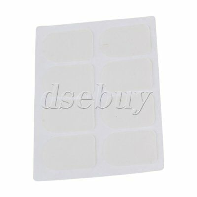 8pcs 0.5mm SAX Clarinet Mouthpiece Patches Pads Clear