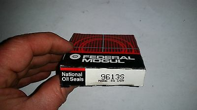 National Oil Seals 9613S Output Shaft Seal- Manual Trans