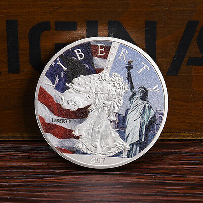 US Liberty Commemorative Coin New