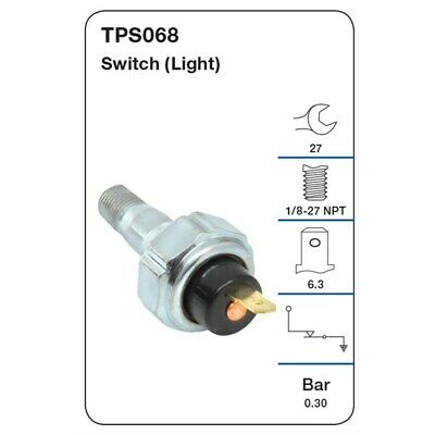 Tridon Oil Pressure Switch TPS068